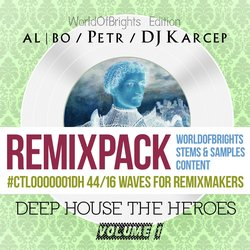 Deep House The Heroes Vol. I (Remix Bundle)
