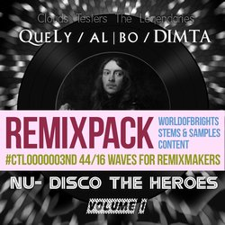 Nu-Disco The Heroes Vol. I (Remix Bundle)