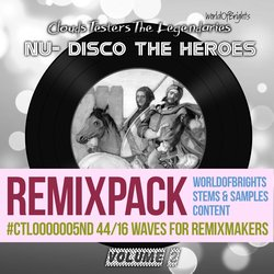 Nu-Disco The Heroes Vol. II (Remix Bundle)