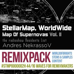 Map Of Supernovas Vol. II: Andres NekrassoV (Remix Bundle)