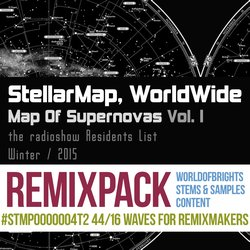 Map Of Supernovas Vol. I (Remix Bundle)