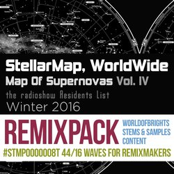 Map Of Supernovas Vol. IV (Remix Bundle)