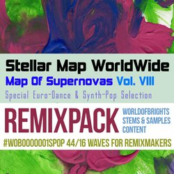 Map Of Supernovas Vol. VIII: NE ON (Remix Bundle)