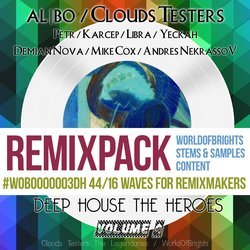 Deep House The Heroes Vol. IV (Remix Bundle)