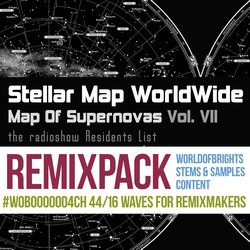 Map Of Supernovas Vol. VII (Remix Bundle)