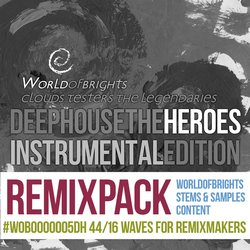 Deep House The Heroes Vol. V: Instrumental Edition (Remix Bundle)